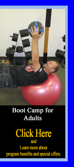 Adult boot camps